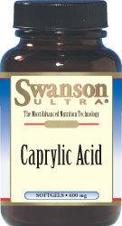 skuteczny kwas kaprylowy